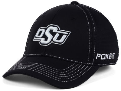 Oklahoma State Cowboys Top of the World NCAA Dynamic Stretch Cap