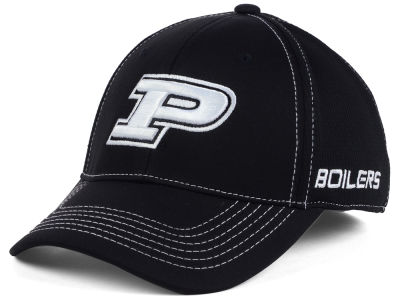 Purdue Boilermakers Top of the World NCAA Dynamic Stretch Cap