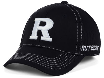 Rutgers Scarlet Knights Top of the World NCAA Dynamic Stretch Cap