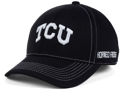 Texas Christian Horned Frogs Top of the World NCAA Dynamic Stretch Cap