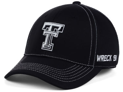 Texas Tech Red Raiders Top of the World NCAA Dynamic Stretch Cap