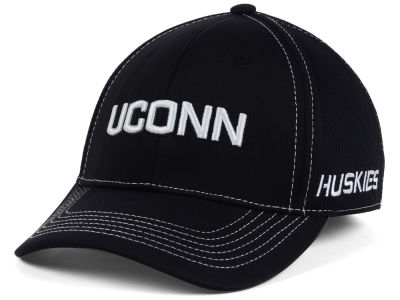 Connecticut Huskies Top of the World NCAA Dynamic Stretch Cap
