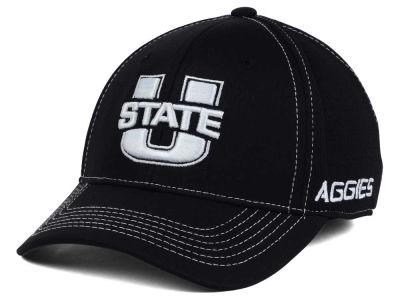 Utah State Aggies Top of the World NCAA Dynamic Stretch Cap