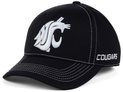 Washington State Cougars Top of the World NCAA Dynamic Stretch Cap