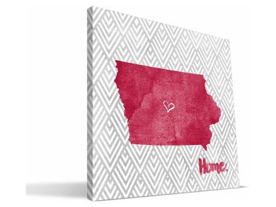 Iowa State Cyclones Home Canvas Print
