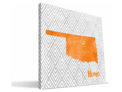 Oklahoma State Cowboys Home Canvas Print