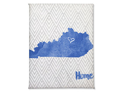 Kentucky Wildcats Home Magnet