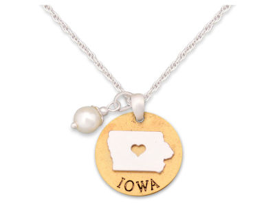 Iowa State Cyclones No Place Like Home Necklace