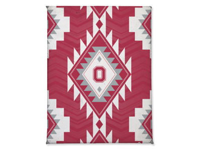 Ohio State Buckeyes Tribal Magnet