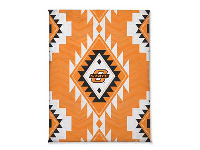 Oklahoma State Cowboys Tribal Magnet