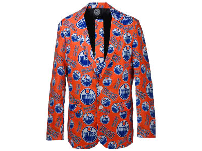 Edmonton Oilers NHL Men's Team Jacket & Tie