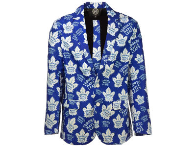 Toronto Maple Leafs NHL Men's Team Jacket & Tie