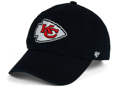 Kansas City Chiefs '47 NFL Kids Clean Up Cap