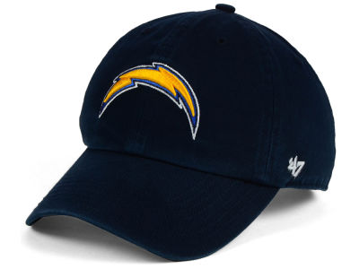 Los Angeles Chargers '47 NFL Kids Clean Up Cap