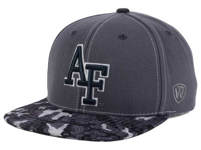 Air Force Falcons Top of the World NCAA Luete Snapback Cap