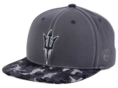 Arizona State Sun Devils Top of the World NCAA Luete Snapback Cap