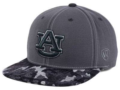 Auburn Tigers Top of the World NCAA Luete Snapback Cap