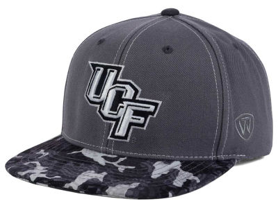 University of Central Florida Knights Top of the World NCAA Luete Snapback Cap