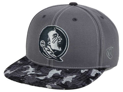 Florida State Seminoles Top of the World NCAA Luete Snapback Cap