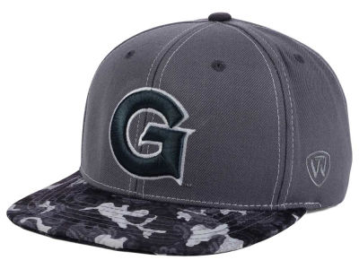 Georgetown Hoyas Top of the World NCAA Luete Snapback Cap