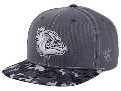 Gonzaga Bulldogs Top of the World NCAA Luete Snapback Cap