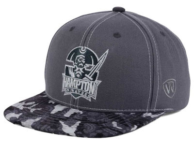 Hampton Pirates Top of the World NCAA Luete Snapback Cap