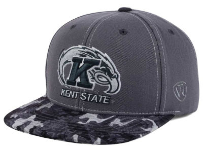 Kent State Golden Flashes Top of the World NCAA Luete Snapback Cap