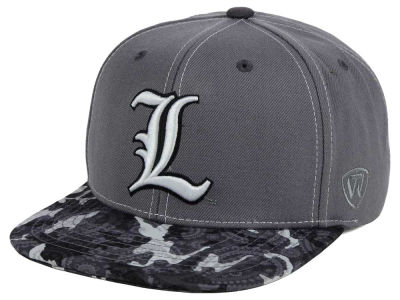 Louisville Cardinals Top of the World NCAA Luete Snapback Cap
