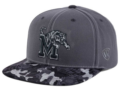 Memphis Tigers Top of the World NCAA Luete Snapback Cap