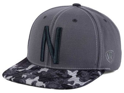 Nebraska Cornhuskers Top of the World NCAA Luete Snapback Cap