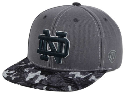 Notre Dame Fighting Irish Top of the World NCAA Luete Snapback Cap