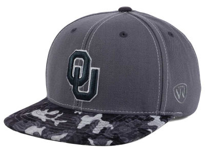 Oklahoma Sooners Top of the World NCAA Luete Snapback Cap