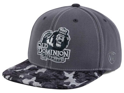 Old Dominion Monarchs Top of the World NCAA Luete Snapback Cap