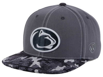 Penn State Nittany Lions Top of the World NCAA Luete Snapback Cap