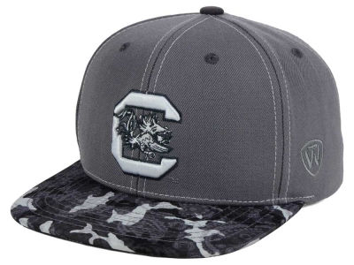 South Carolina Gamecocks Top of the World NCAA Luete Snapback Cap