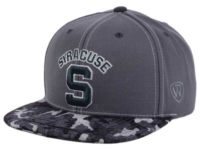 Syracuse Orange Top of the World NCAA Luete Snapback Cap