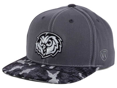 Temple Owls Top of the World NCAA Luete Snapback Cap