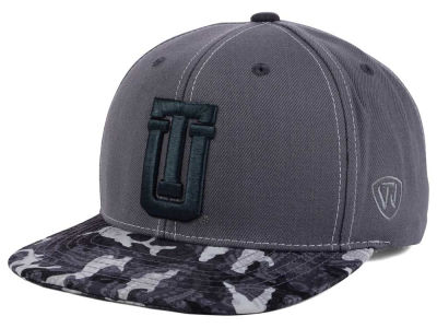 Tulsa Golden Hurricane Top of the World NCAA Luete Snapback Cap