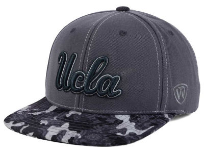 UCLA Bruins Top of the World NCAA Luete Snapback Cap