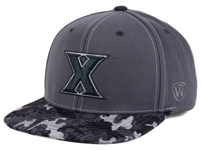 Xavier Musketeers Top of the World NCAA Luete Snapback Cap