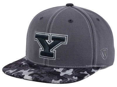 Youngstown State Penguins Top of the World NCAA Luete Snapback Cap