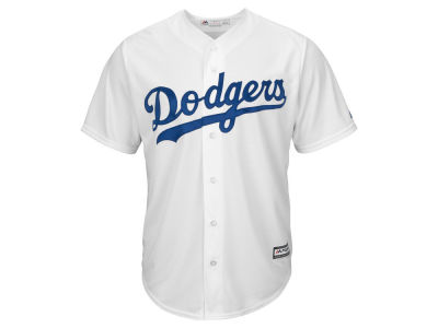 Los Angeles Dodgers MLB Men's Blank Replica Cool Base 3X-4X Jersey