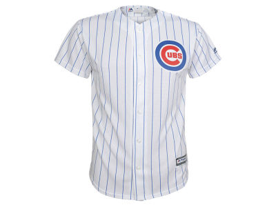 Chicago Cubs MLB Men's Blank Replica Cool Base 3X-4X Jersey