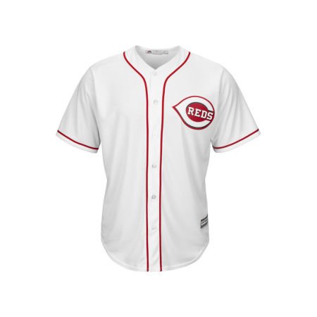 Cincinnati Reds MLB Men's Blank Replica Cool Base 3X-4X Jersey