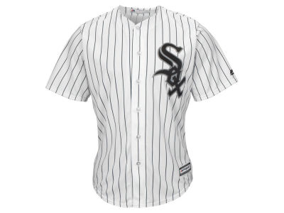Chicago White Sox MLB Men's Blank Replica Cool Base 3X-4X Jersey