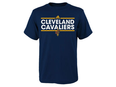 Cleveland Cavaliers adidas NBA Youth Dassler Cotton T-Shirt
