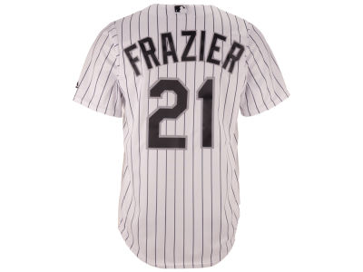 Chicago White Sox Todd Frazier Majestic MLB Men's Player Replica CB Jersey
