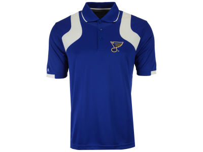 St. Louis Blues NHL Men's Century Polo Shirt