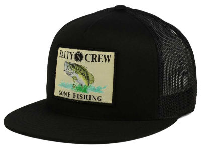 Salty Crew Big Mouth Trucker Hat