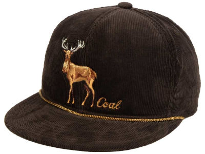 Coal The Wilderness Snapback Cap